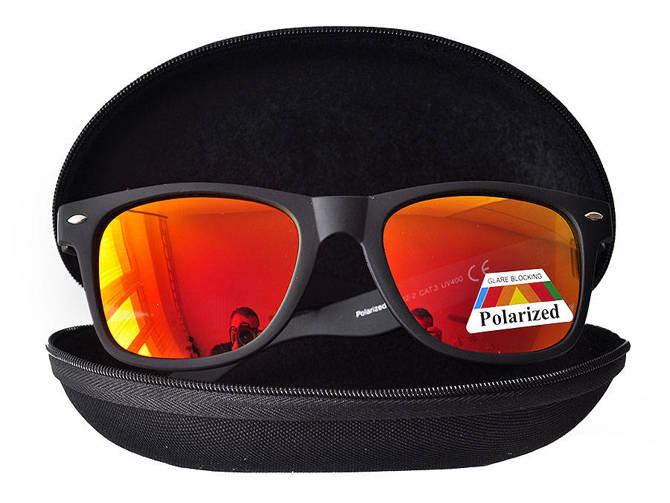 Okulary Polaryzacyjne Przeciwsłoneczne Wayfare Orange 865C2-5